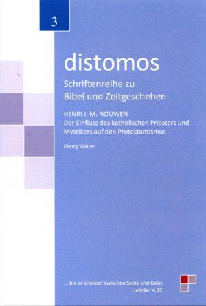 distomos - Henri M. Nouwen: Der Einfluss des katholischen Priesters und Mystikers auf den Protestantismus-0