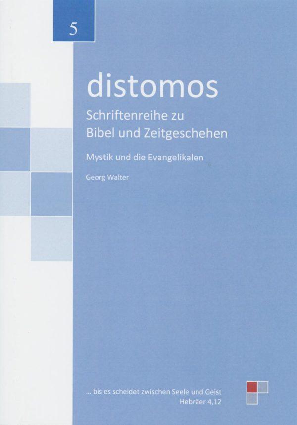 distomos - Mystik und die Evangelikalen-0