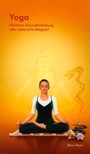Yoga - Harmlose Gesundheitsübung oder esoterische Religion?-0