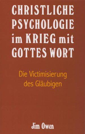 Christliche Psychologie im Krieg mit Gottes Wort-0