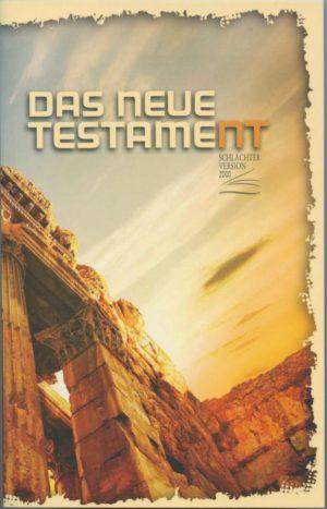 Schlachter 2000: Das Neue Testament-0
