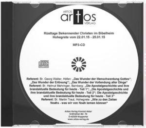 Rüsttage Bekennender Christen Hohegrete Januar 2015 - mp3-CD-0