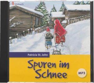Spuren im Schnee - mp3-Hörbuch-0