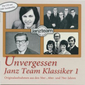 Unvergessen Janz-Team Klassiker 1, Audio-CD-0