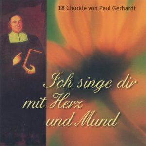 Ich singe dir mit Herz und Mund, Audio-CD-0