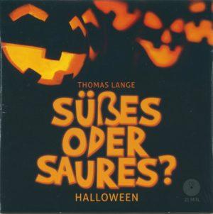 Süßes oder Saures? Halloween Hörbuch-0