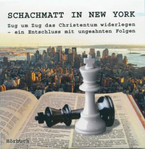 Schachmatt in New York - Hörbuch-0