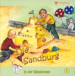 Die Sandburg - In der Waldstraße-0