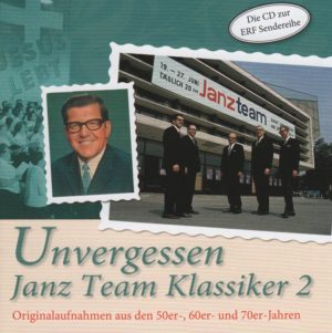 Unvergessen Janz Team Klassiker 2, Audio-CD-0