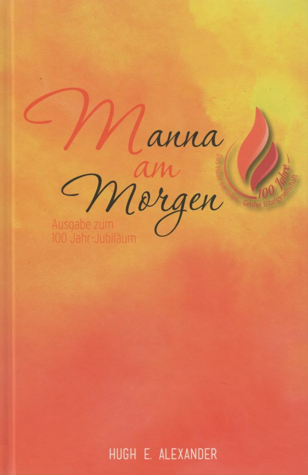 Manna am Morgen - Andachtsbuch-0