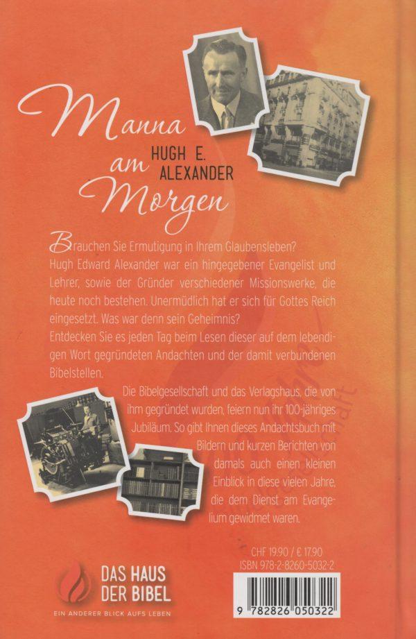 Manna am Morgen - Andachtsbuch-686