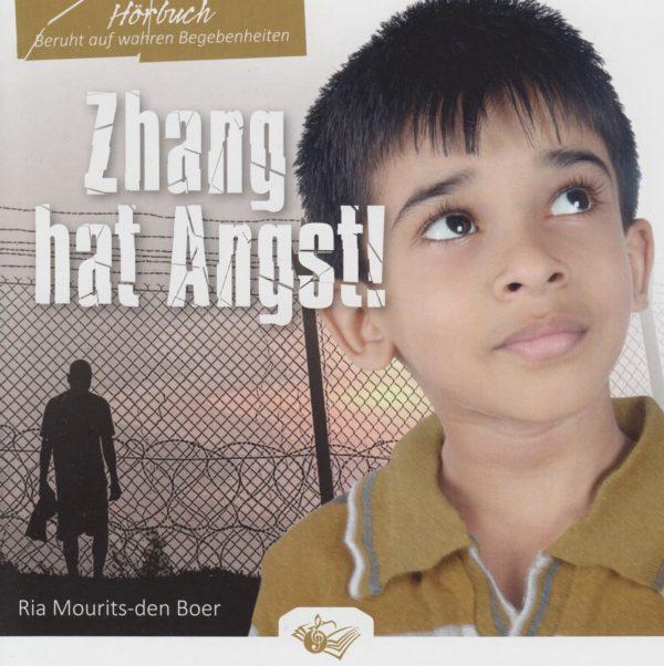 Zhang hat Angst - Hörbuch-0