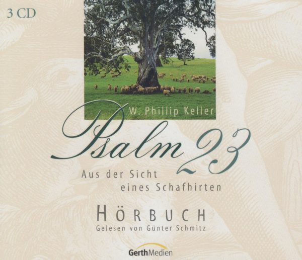 Psalm 23 - Hörbuch-0