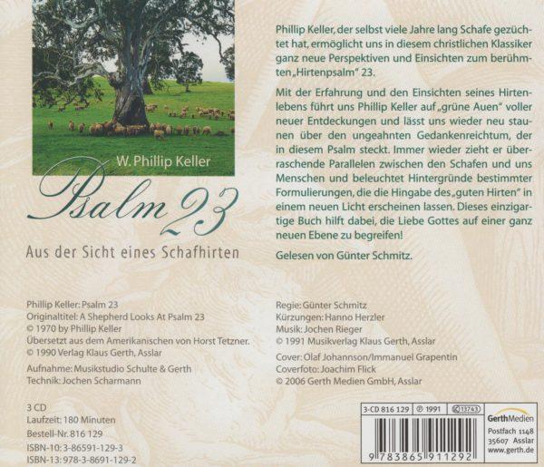 Psalm 23 - Hörbuch-764