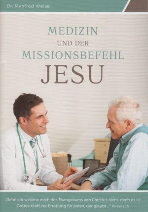 Medizin und der Missionsbefehl Jesu-0