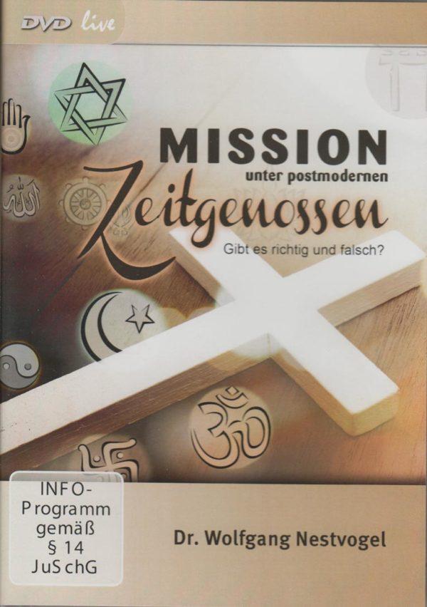 Mission unter postmodernen Zeitgenossen DVD-0