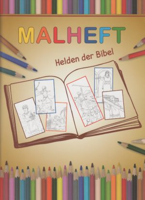 Malheft Helden der Bibel-0