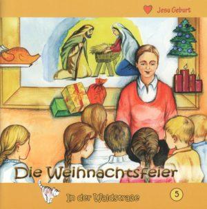 Die Weihnachtsfeier - In der Waldstraße-0