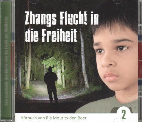 Zhangs Flucht in die Freiheit Hörbuch-0