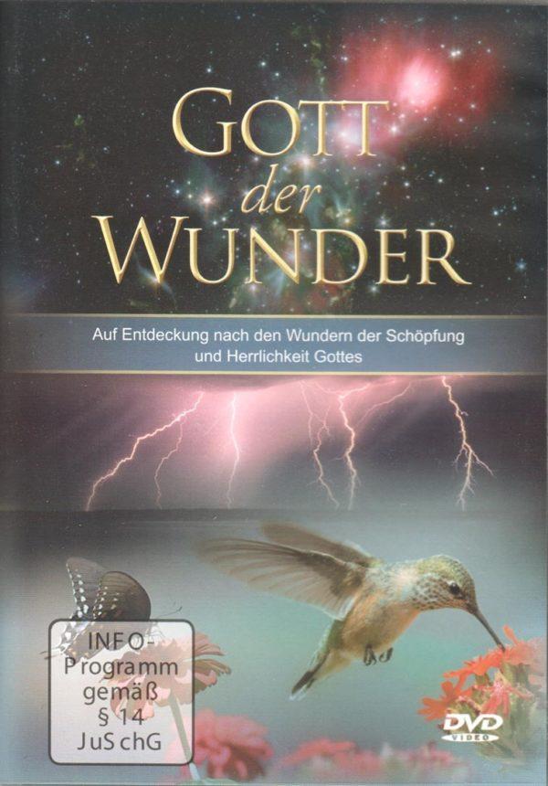 Gott der Wunder DVD-0