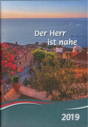 Der Herr ist nahe 2019 - Buchkalender (vergriffen)