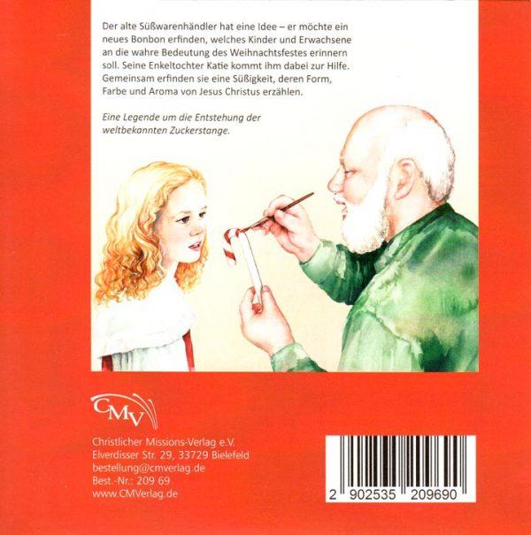 Das Geheimnis der Zuckerstange (Hörspiel-CD)