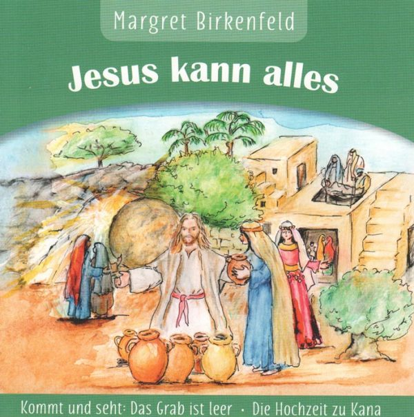 Jesus kann alles Audio-CD