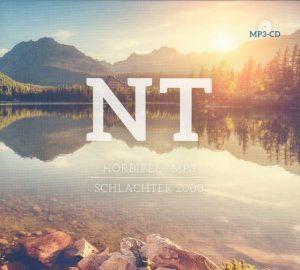 NT Hörbibel MP3 Schlachter 2000
