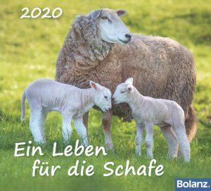Ein Leben für die Schafe 2020 Tischkalender