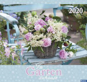 Im Garten zuhause 2020 Wandkalender