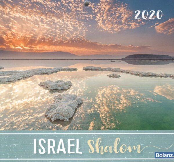 Israel Shalom 2020 Tischkalender