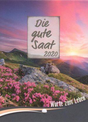 Die gute Saat 2020 Abreißkalender klein