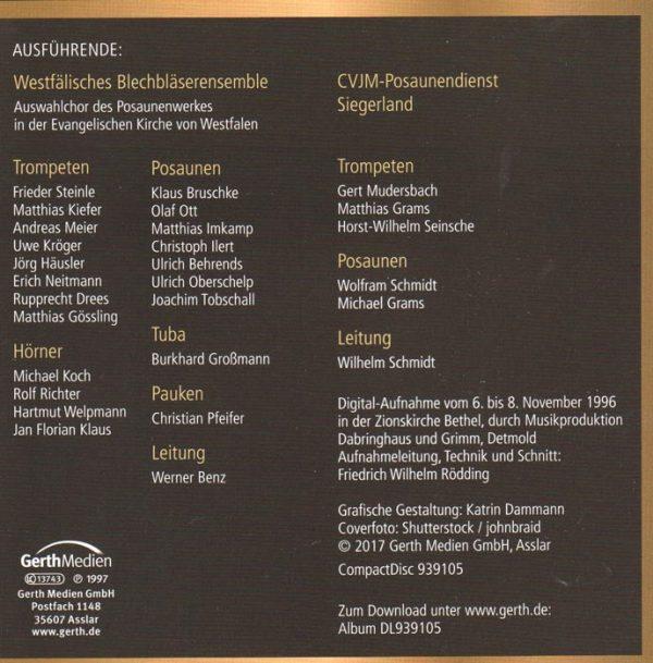 Alles was Odem hat lobe den Herrn CD Rückseite 600x609 - Alles, was Odem hat, lobe den Herrn Audio-CD