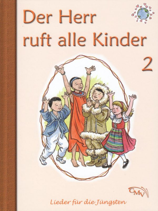 Der Herr ruft alle Kinder 2 600x803 - Der Herr ruft alle Kinder Liederbuch Bd. 2