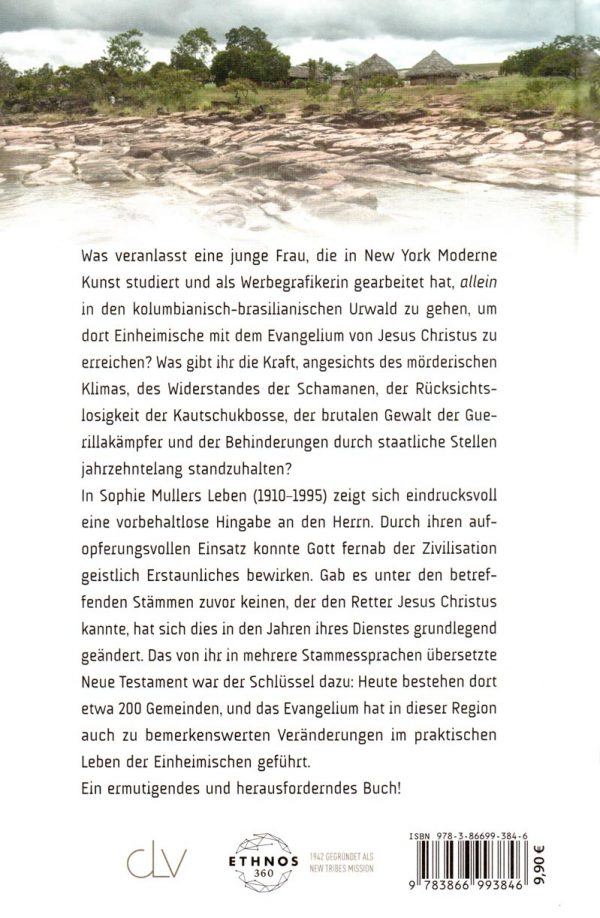 Sophie Muller Rückseite 600x918 - Sophie Müller Autobiographie
