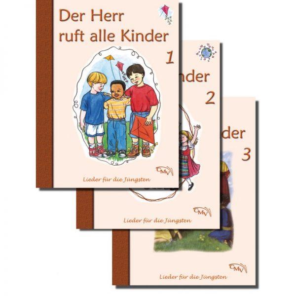 der herr ruft alle kinder paket bd 1 3 600x600 - Der Herr ruft alle Kinder Liederbuch-Paket Bd. 1-3