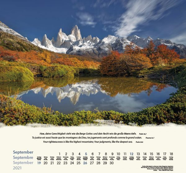 179601021 09 600x560 - Berge-Montagnes-Mountains 2021 Wandkalender