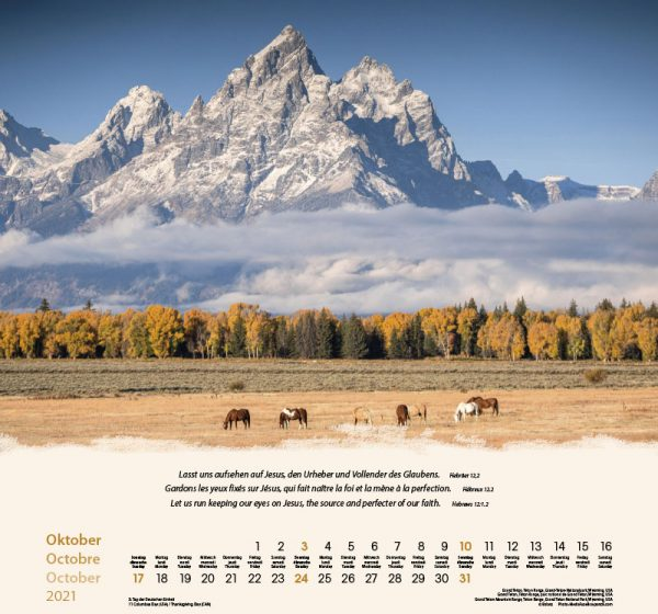 179601021 10 600x560 - Berge-Montagnes-Mountains 2021 Wandkalender