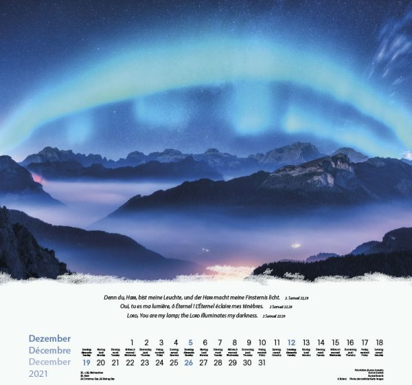 179601021 12 600x560 - Berge-Montagnes-Mountains 2021 Wandkalender