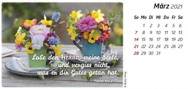 179607021 03 600x283 - Die Güte Gottes preisen 2021 Tischkalender