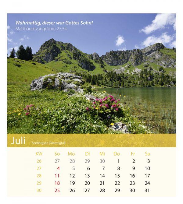 Ich bin der HERR dein Gott 2021 07 600x670 - Ich bin der Herr, dein Gott! 2021 Tischkalender