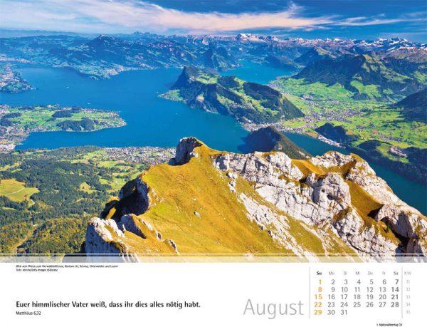 179599021 08 600x459 - Schweizer Bergkalender 2021