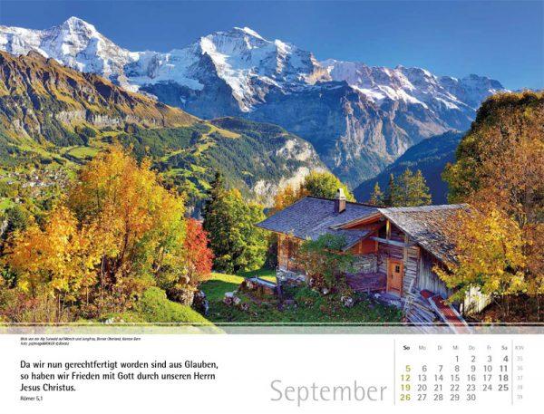 179599021 09 600x457 - Schweizer Bergkalender 2021