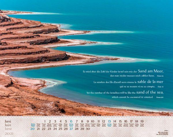 179603021 06 600x476 - Israel Shalom 2021 Wandkalender