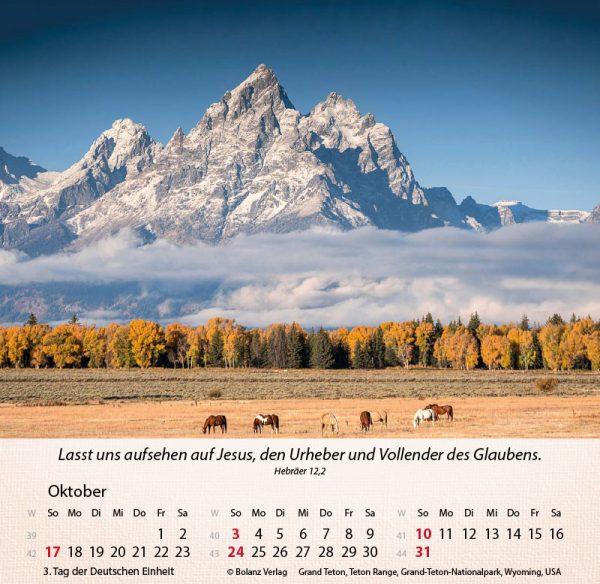 179631021 10 600x584 - Berge 2021 Tischkalender