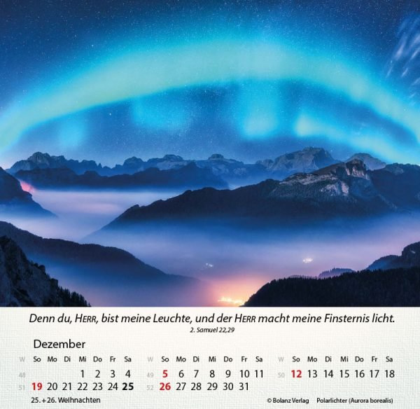 179631021 12 600x584 - Berge 2021 Tischkalender