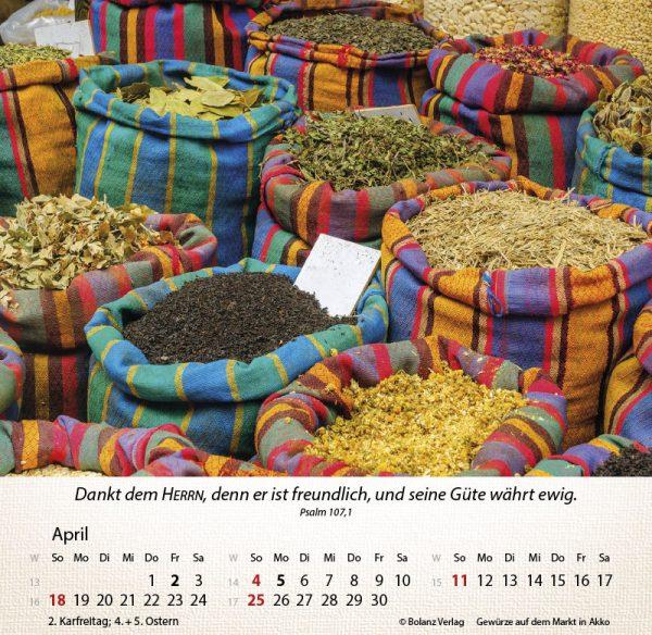 179658021 04 600x584 - Israel Shalom 2021 Tischkalender