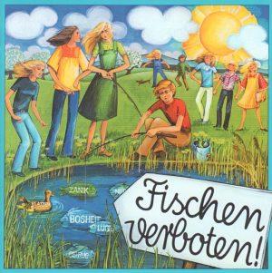 Fischen verboten CD 300x301 - Fischen verboten! Audio-CD
