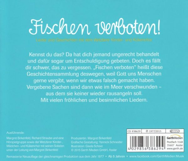 Fischen verboten CD Rueckseite 600x515 - Fischen verboten! Audio-CD