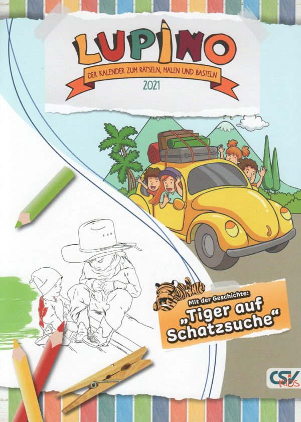 Lupino 2021 600x840 - Lupino 2021 Kinder-Wandkalender